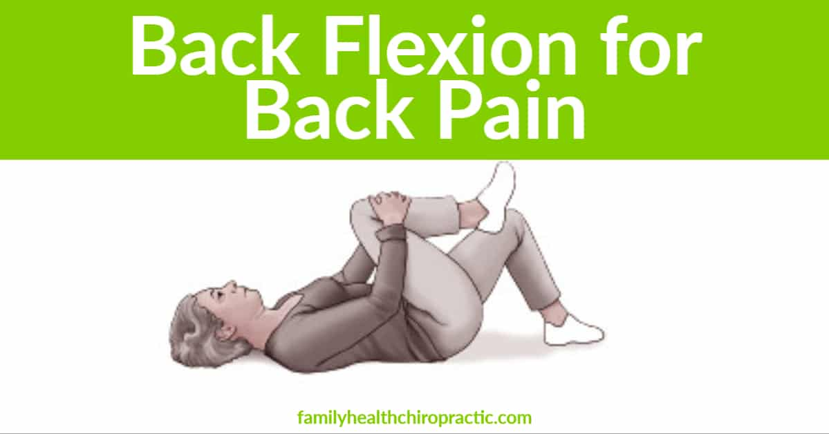 back flexion