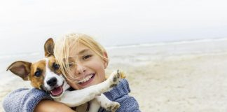 A holistic approach to pet care |  Off the leash