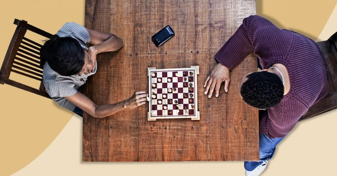 Puzzles and games to improve cognitive performance