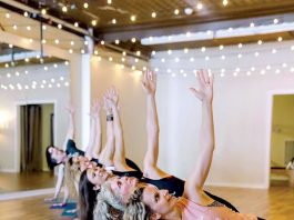 Yoga offers the way to physical and mental wellbeing