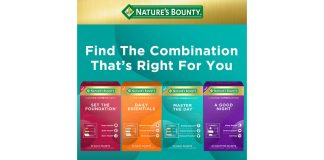 Nature's Bounty® offers retailers across the country personalized nutrition with a new curated combination line