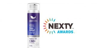 Medterra, America's Most Trusted Brand, Wins NEXTY Consumer Choice Award at Expo West 2021