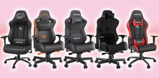Immerse yourself in your gaming session with AndaSeat's Prime Day offers