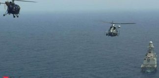 India and the EU are conducting naval exercises to maintain rule-based order in the Indo-Pacific region