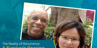 Yvette King mesothelioma recurrence
