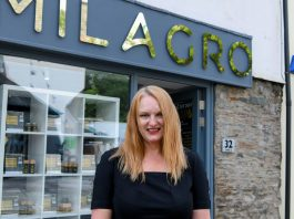 New CBD shop in Tavistock sells products for fearful pets