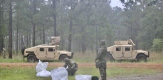 DVIDS - News - Chemical Brigade conducts successful field exercise in the wake of the COVID environment