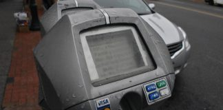 The meter is broken, but I still have to pay?  Montclair, this is annoying (letter)