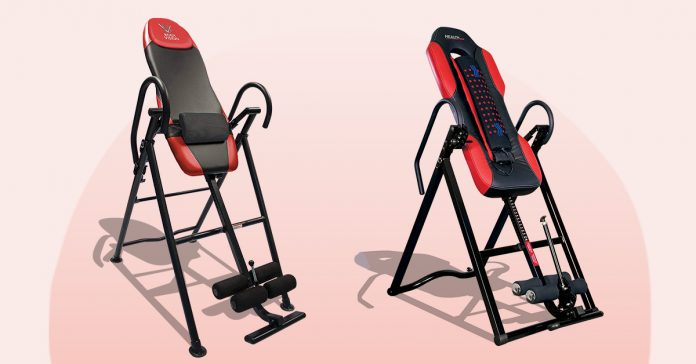 The 5 best inversion tables for 2021