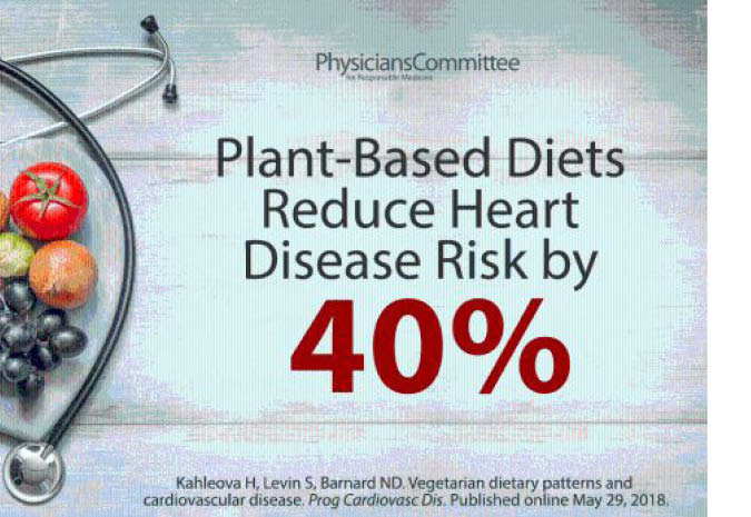 Diet and Heart Health: The Latest Review