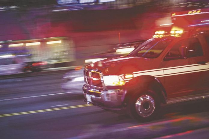 POLICE NEWS: Two injured in crash    news