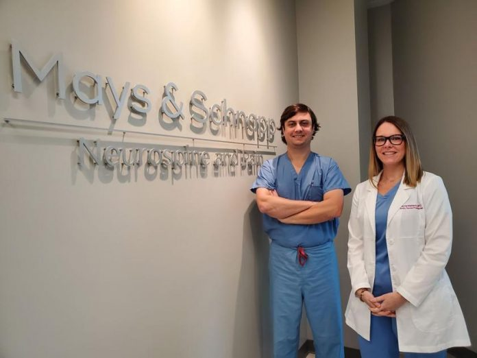 Mays & Schnapp Neurospine and Pain is celebrating a year in Southaven |  news