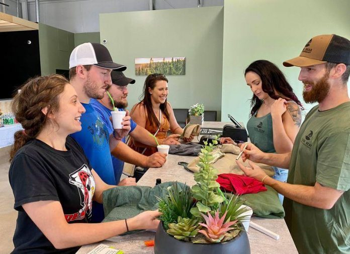 New store hoping to calm down and help with hemp products |  Local news