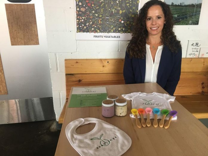 Local baby food expert launches fresh baby food business |  Status