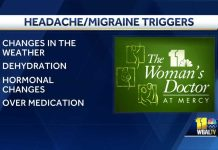 Seek help with headaches and migraines