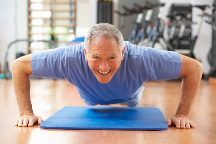 Exercising for 10 minutes at least twice a week helps prevent Alzheimer's disease