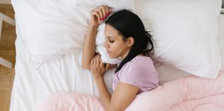 The best sleeping positions for various ailments