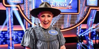 """Ricki Lakes 6'6 """"fiance missing in celebrity family feud"""