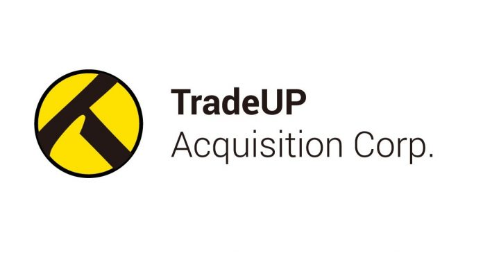 TradeUP Acquisition Corp.  announces the completion of the IPO and the partial exercise of the underwriter's over-allotment option