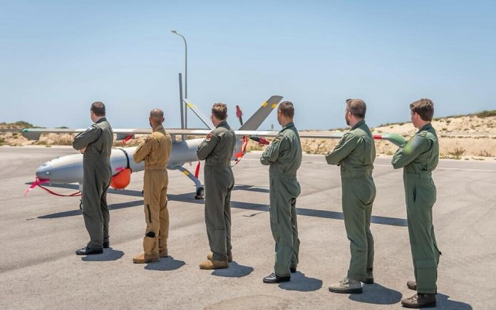IDF hosts multinational drone exercise in central Israel