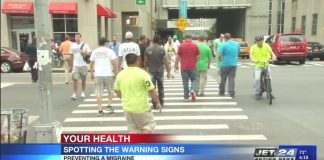 Your Health: Treating a Migraine and Recognizing the Warning Signs