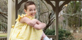 When life gives you sour lemons this young cancer patient says all you need is a positive outlook