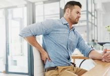 Working from home can lead to chronic back problems, doctors warn