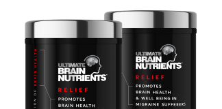 Healthy Extracts Introduces RELIEF ™, the ultimate brain nutrient for migraine sufferers, a breakthrough natural treatment that has been clinically proven to reduce symptom duration by 61% and incidence by 39%