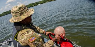 DVIDS - News - Tennessee National Guard, local authorities conduct water rescues during the Vigilant Guard exercise