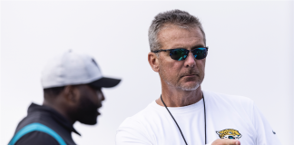 What Urban Meyer says about trading with Gardner Minshew