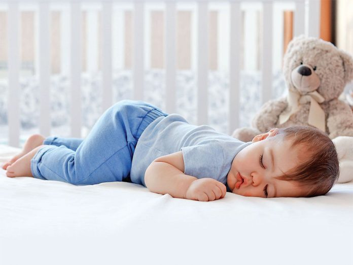 Ensure your baby sleeps well