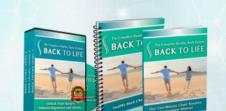 Back to Life Reviews - Emily Lark Erase My Back Pain Guide