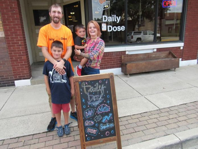 August 6th - Daily Dose Nutrition offers coffee with that certain something |  news