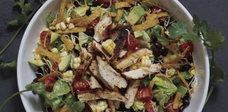 Family dishes that provide flavor and nutrients |  meal
