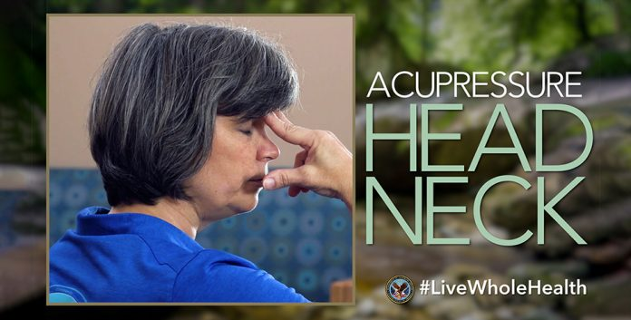 Live Whole Health # 82: Treat Neck Pain With Acupressure