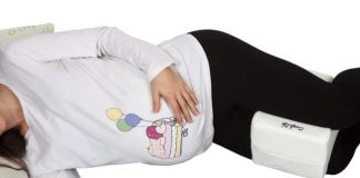 The Best Knee Pillow Option: COOP HOME GOODS Fully Adjustable Knee Pillow