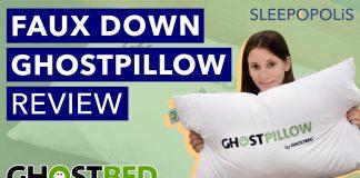 Faux Down GhostPillow Review |  Sleep Opolis