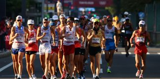 Athletics Poland's Tomala wins gold after converting to 50 km on foot