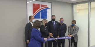 New Animal Health and Nutrition Center opened at K-State's Veterinary Health Center