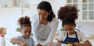 Get your diet back on track when the kids go back to school