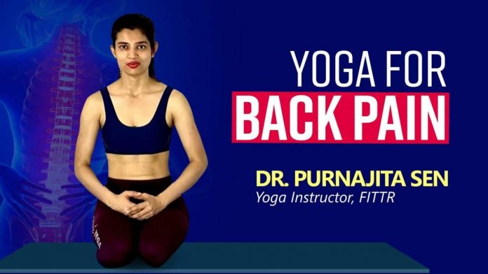 5 yoga postures that can relieve you of back pain