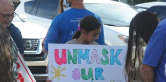 Let's be smarter than Florida when it comes to masks |  Letters