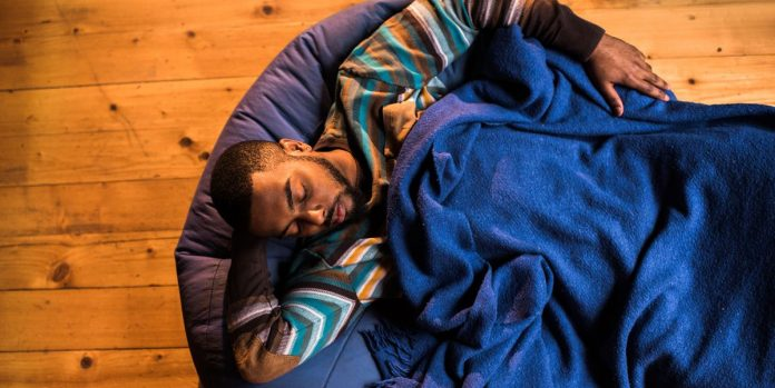 Is Sleeping On The Floor Good For You?