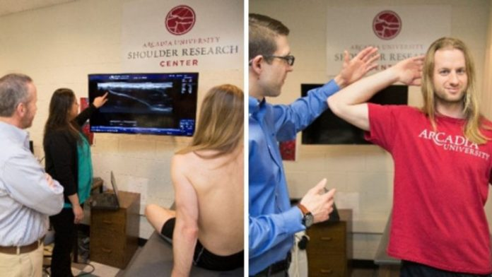 Participants with shoulder pain needed for a study of changes in blood flow in shoulder structures with movement