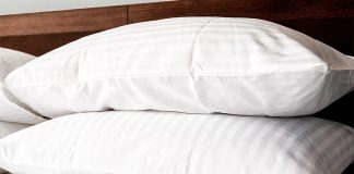 The top rated pillows in the Beckham Hotel Collection are discounted by 20% on Amazon