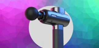 Do you have a technical neck?  This first-class massage gun brings immediate relief - and only 50 percent cheaper today at Amazon