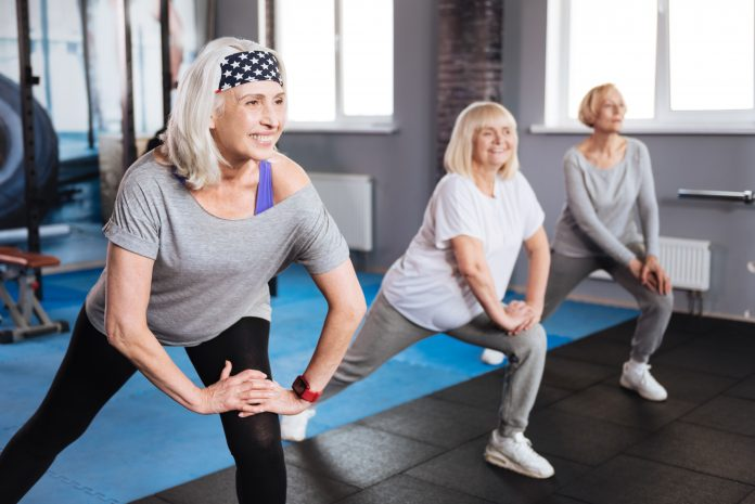 Axial spondyloarthritis patients are less likely to be physically active
