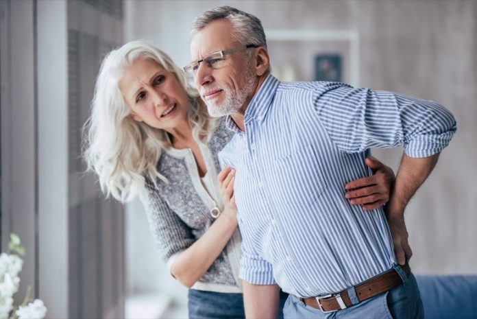 The most common age-related problems after 60, say doctors