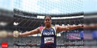 Sehwag fan Kamalpreet would like to play a cricket tournament 'someday', but athletics is her first love |  Tokyo Olympics news