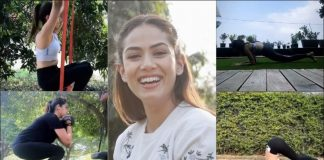 Mira Rajput sets the perfect Monday motivation with a look at her workout at home |  Health